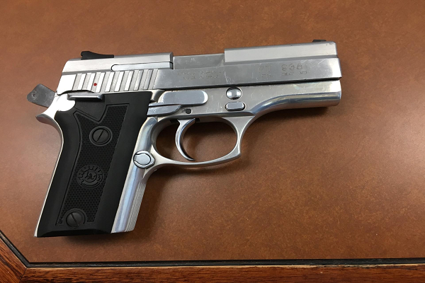 Gun Seized From Student at Salem Elementary School Oregon Marion County